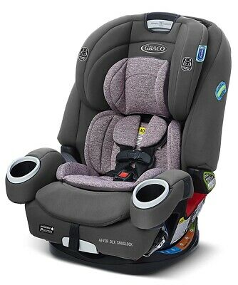£228.04 • Buy Graco Baby 4Ever DLX SnugLock 4-in-1 Harness Booster Car Seat Child Safety Leila