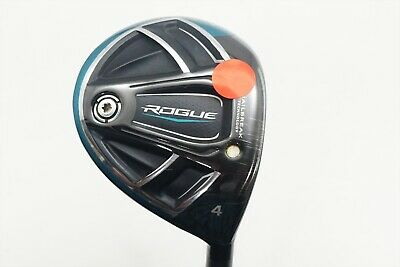 $ CDN188.47 • Buy Callaway Rogue 17 Degree 4 Fairway Wood Senior Flex Graphite 00870168