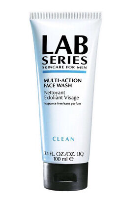 Lab Series Skincare For Men Clean Multi-action Face Wash 100ml • 13.95£