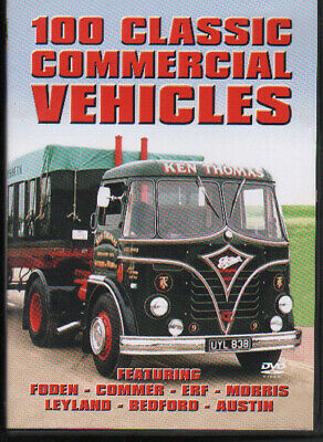 £6 • Buy Truck Lorry DVD: 100 Classic Commercial Vehicles