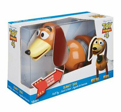 £21.95 • Buy Toy Story 4 SLINKY DOG Pull Along Toy - Large 18+ Mths