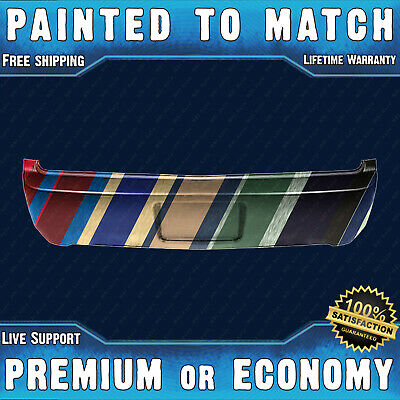 $280.99 • Buy NEW Painted To Match Rear Bumper Cover Replacement For 2005-2009 Ford Mustang V6