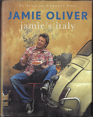 AU24.95 • Buy Jamie's Italy ; By Jamie Oliver - EXCELLENT Hardcover Cookbook