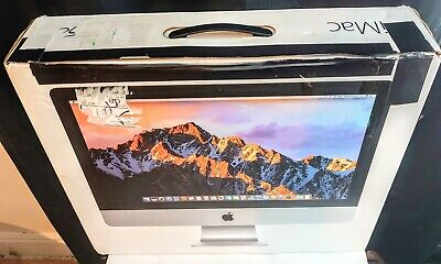 Apple IMac A1418 Retina 4K 21.5   09/2017 Only Empty Box With Inserts • 19.99£