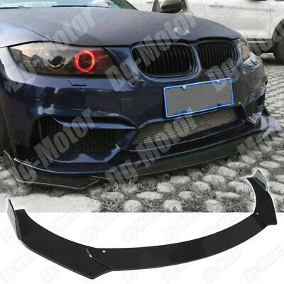 AU75.99 • Buy Front Lip Splitter Spoiler Body Kit For BMW 320 528 328 335 F30 F80 F82 F83 E90