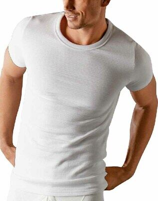 Classic Mens Base Layer Thermal Short Sleeve T Shirt Vest Underwear Two Pack • 7.06£