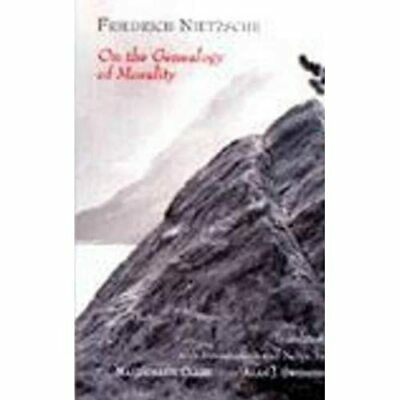 On The Genealogy Of Morality - Library Binding NEW Nietzsche, Frie 1998-05-01 • 42.96£