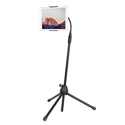 Universal Adjustable Portable Tripod Tablet Holder Stand For IPad Phone IPhone ~ • 13.50£