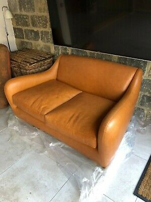 £3700 • Buy Balzac Sofa Russet Leather By Matthew Hilton By SCP From Heals. RRP £6,000