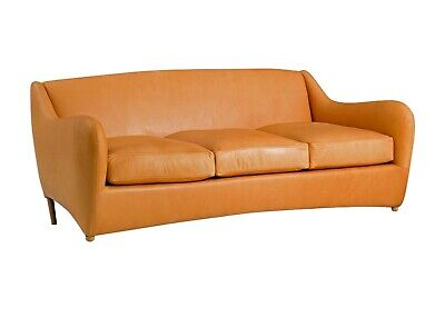 £4980 • Buy Balzac Sofa Russet Leather By Matthew Hilton By SCP From Heals. RRP £8,000+