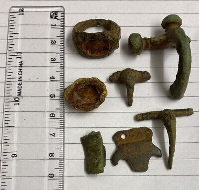 £35 • Buy Roman. (1st-4th Century A.d). Group Of Mixed Artefacts.