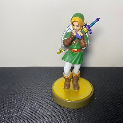 AU50 • Buy Nintendo Amiibo (Legend Of Zelda) Link (Ocarina Of Time)