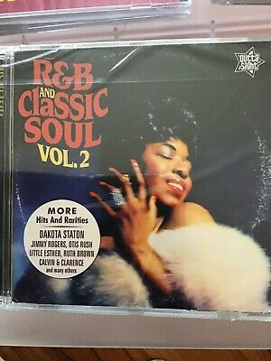 Various - RB And Classic Soul - Northern Soul-CD - Uk • 6.99£