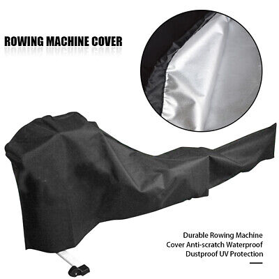 AU30.87 • Buy 285x51x89cm Rowing Machine Cover Waterproof Polyester Protective Dust Cover AU