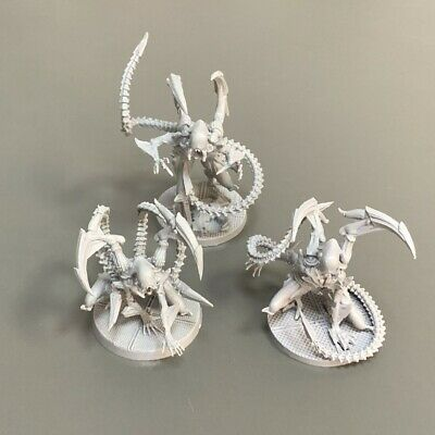 AU15.29 • Buy Lot 3x Gray Monster Miniatures Dungeons & Dragons Board Game 3  Tall Figure Toy