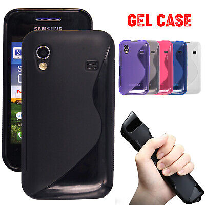 £1.99 • Buy Case For Samsung Galaxy Ace 3 4 LTE G313 Style G357 Shockproof S Line Gel Cover