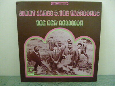 £29.99 • Buy Jimmy James & The Vagabonds - The New Religion ..1967 Lp Stereo