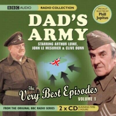£12.33 • Buy Very Best Of Dads Army Volume One Cd