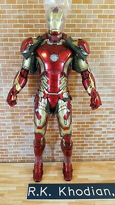 $ CDN327.92 • Buy Hot Toys MMS278 D09 Iron Man MK43 AOU 1/6 Scale Loose Just Action Figure Only
