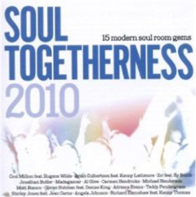 £12.03 • Buy Various Artists-Soul Togetherness 2010 CD NEW
