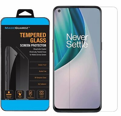 AU4.49 • Buy MagicGuardz® Tempered Glass Screen Protector For OnePlus Nord N10 5G / N100
