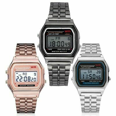 $ CDN8.49 • Buy Casio Led Digital Waterproof Quartz Wrist Watch Dress Women Men Casual
