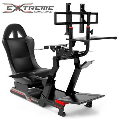 ESR Wheel Stand Cockpit Racing Simulator - Logitech, Thrustmaster, PS4, PC, XBOX • 637.36£