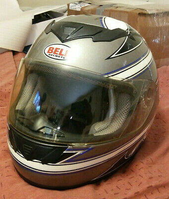 $35 • Buy Bell Star Snell M2005 Motorcycle Helmet Size Large
