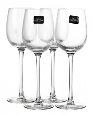 £10.95 • Buy Royal Worcester  4 Grand  Chateau Liqueur Glasses New - Royal Mail 48