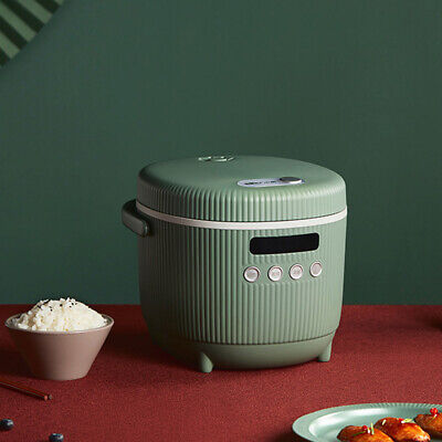 AU71.52 • Buy Multifunctional Smart Household Electric Rice Cooker 3L Small Steamed Soup Bear