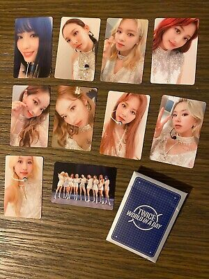 $ CDN10 • Buy Twice Beyond Live : World In A Day Photobook Official Photocards