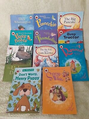 11 Daily Mirror Ladybird Fairy Stories Classic Tales Books  • 12.99£