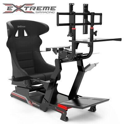 ESR Wheel Stand Cockpit Racing Simulator - Logitech, Thrustmaster, PS4, PC, XBOX • 850.05£