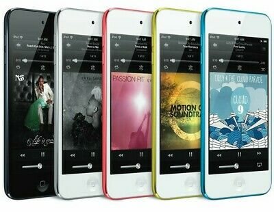 £67.25 • Buy Apple IPod Touch 5th Generation 16GB 32GB 64GB - Silver Black Gray Blue Pink Red