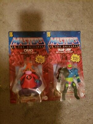 $79.95 • Buy Masters Of The Universe Origins Trap Jaw  And Orko 5.5 In Action Figure 🔥