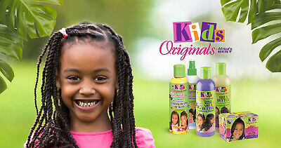 £7.49 • Buy Kids Organics Africa's Best Olive Oil  Afro Hair Care Products Full Range