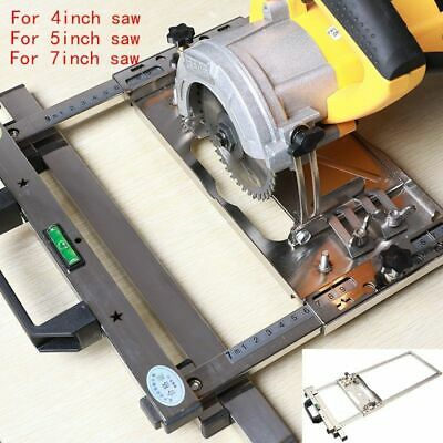 £110.72 • Buy Edge Guide Position Cutting Circular Saw Trimming Machine Router Milling Board
