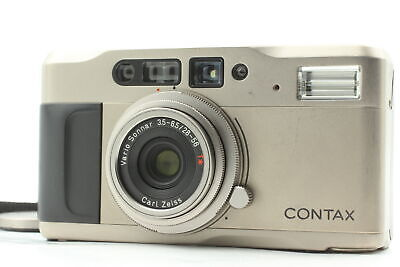$ CDN373.37 • Buy **Exc+5**  Contax TVS Point & Shoot 35mm Film Camera From JAPAN