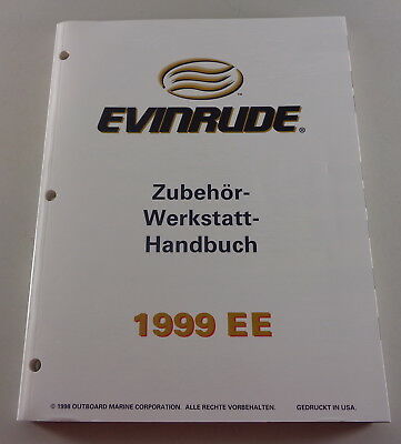 AU62.26 • Buy Workshop Manual - Accessories Evinrude Outboard Motor Boat Motor Stand 1999