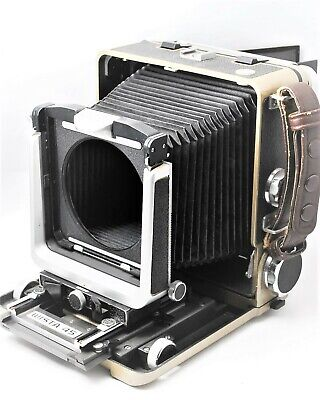 [Near MINT] Wista 45D 4x5 Large Format Field Film Camera From JAPAN C262 • 393.55£