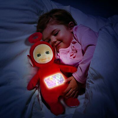 Lullaby Po Teletubbies Night Light & Musical Soft Plush Teddy Toy • 31.99£
