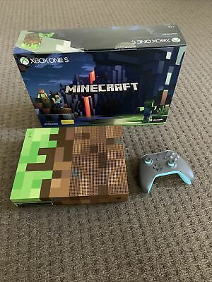 AU400 • Buy Xbox One S Minecraft Edition
