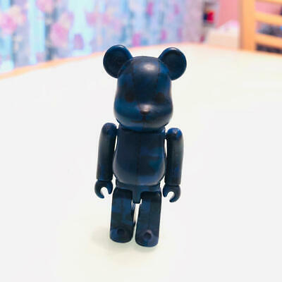 $117 • Buy Bape Blue Camo 400% Bearbrick Medicom 100% Lot Kaws White Mickey Disney Milo JP