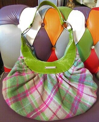 £20 • Buy Beautiful Ness Shoulder Bag Wool And Leather