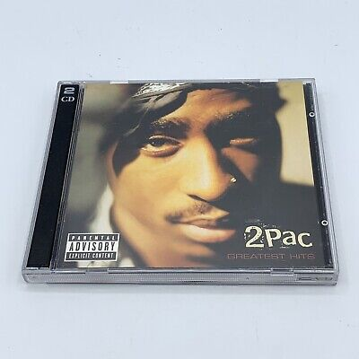 Greatest Hits By 2Pac CD, Nov-1998, 2 Discs PA - Explicit  • 11.99£