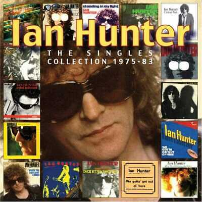 Ian Hunter - The Singles Collection 1975 (NEW CD) • 11.78£