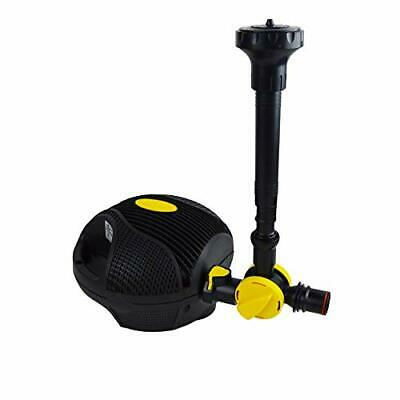 PowerJet Fountain And Waterfall Pond Pump 4000LPH, 3 Kg • 160.99£