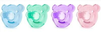 AU15.95 • Buy Philips Avent Soothie Shapes Pacifiers - 2 Pack