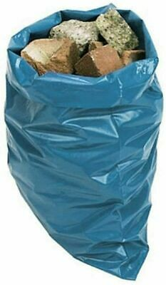 £9.90 • Buy 75 Super Strong Rubble Sacks Extra Thick 32L Industrial Garden Waste Builders