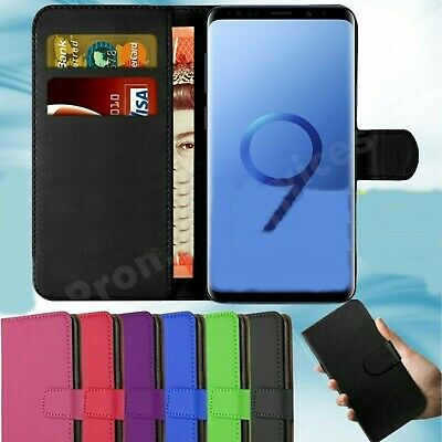 $ CDN4.93 • Buy Case For Samsung Galaxy S20 S10 S9 S8 Plus Cover Wallet Leather Magnetic Luxury